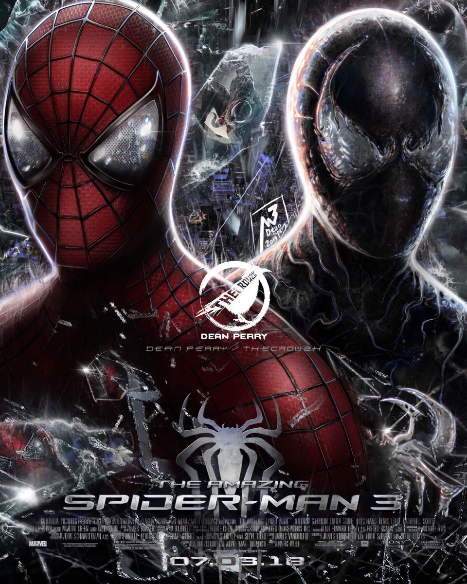 The Amazing Spider Man 3 Poster Amazing Spider Man 3 Spiderman Amazing Spiderman