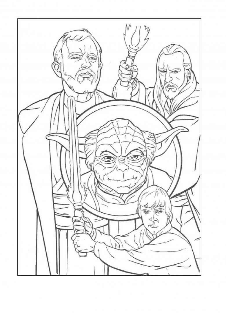 Anakin Skywalker (15) | Star wars malbuch, Malvorlagen und ...