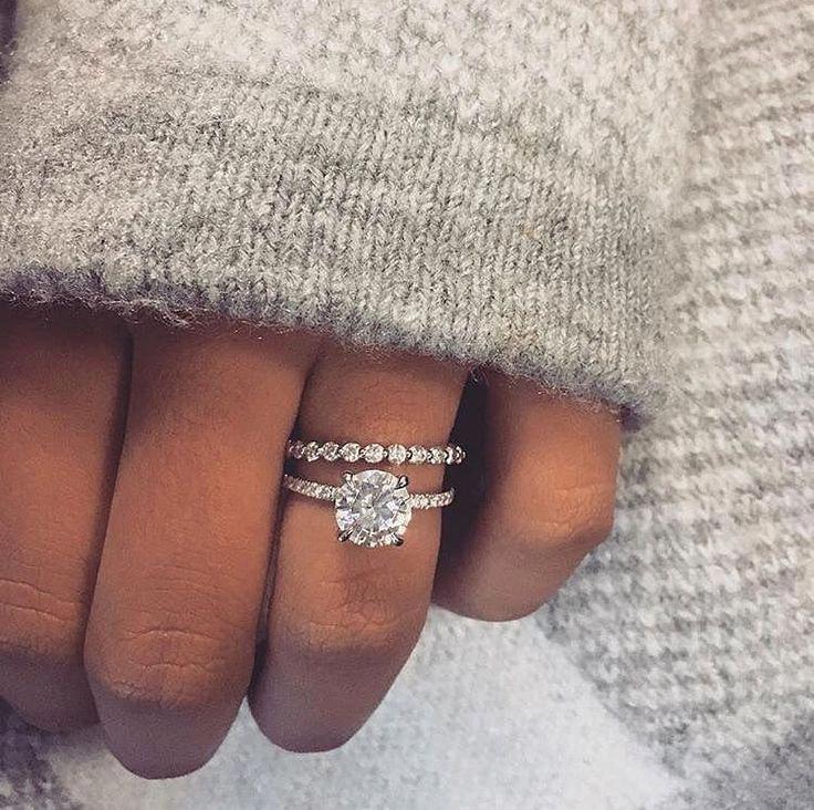 Sapphire Ring / 14k White Gold Single Blue Sapphire 0.08ctw Solitaire Ring / Blue Sapphire Gemstone Ring / September Birthstone Ring – Fine Jewelry Ideas