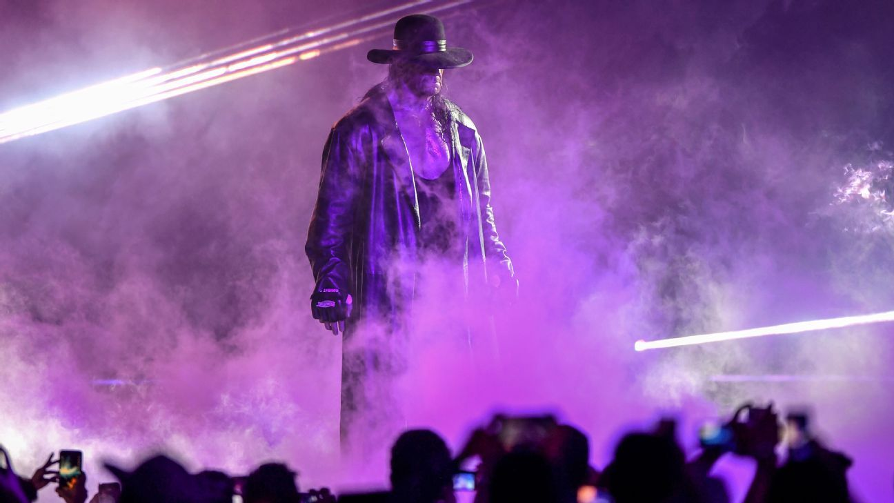 Pulling Back The Curtain On The Undertaker Wwe Sports Wwe Wwe Legends