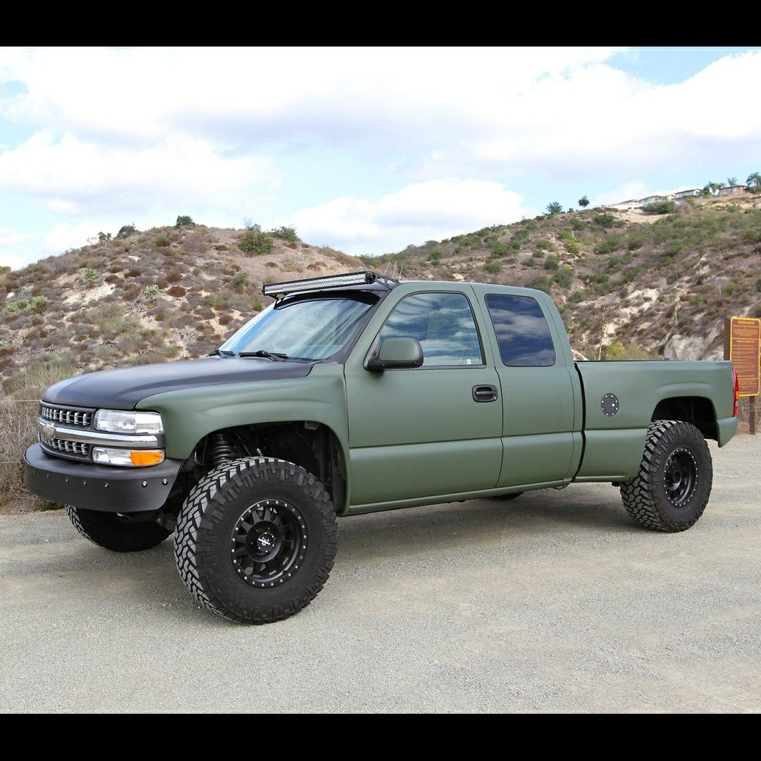 Pin By Andrew Haygood On Giddy Up Go Chevy Trucks Silverado