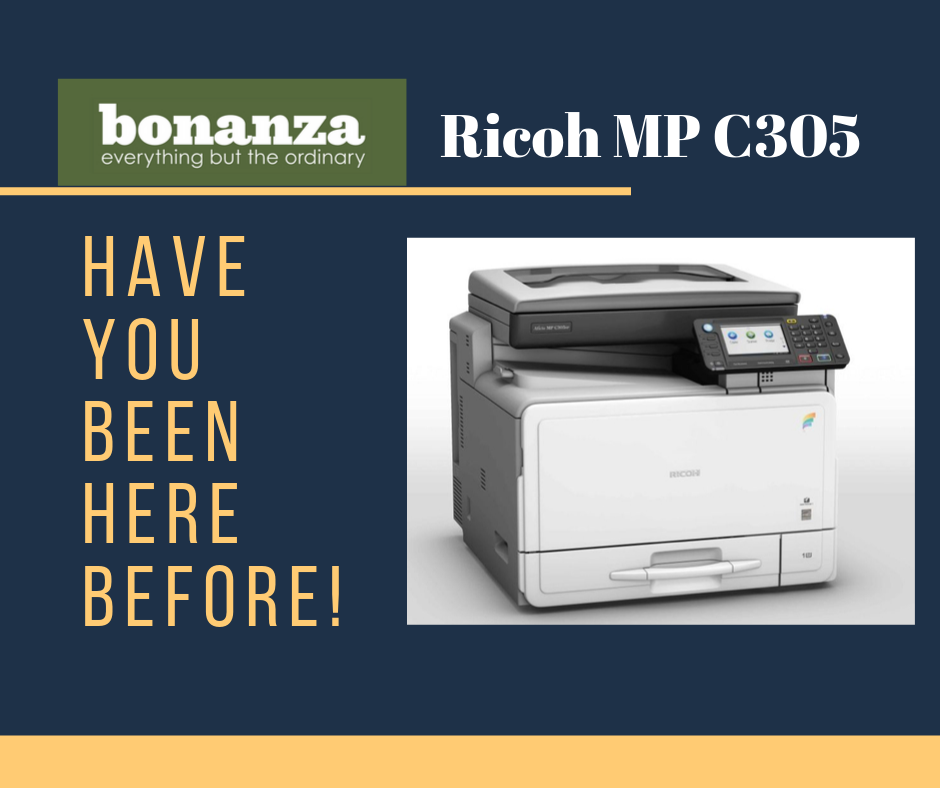 Ricoh Mp C305 Color Printer Best Price In The Market