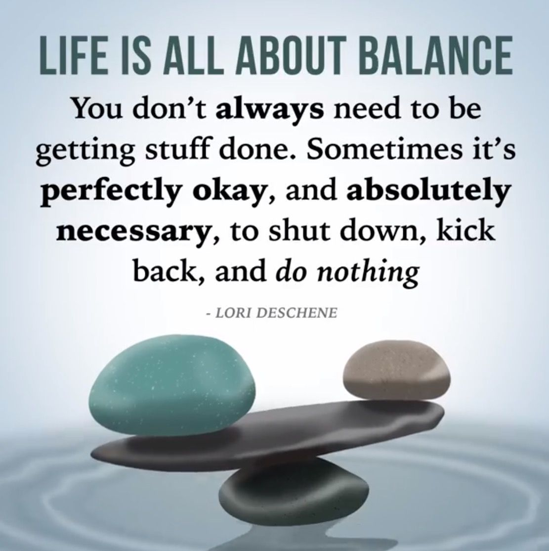 Balanced Life Quotes Pinday On Quotes For Everyday  Pinterest