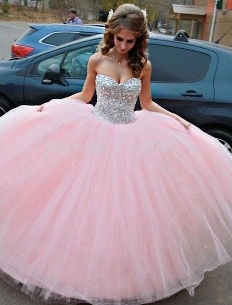 Los Vestidos Más Cute Para Tus Xvaños 15 Años Vestidos De