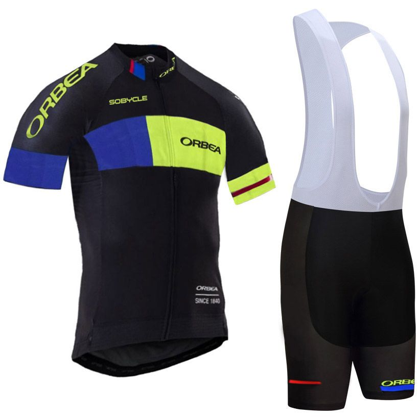 2017 ORBEA Cycling jersey bike shorts breathable Ropa Ciclismo MTB bicycle wear mens BICYCLING Maillot Culotte suit