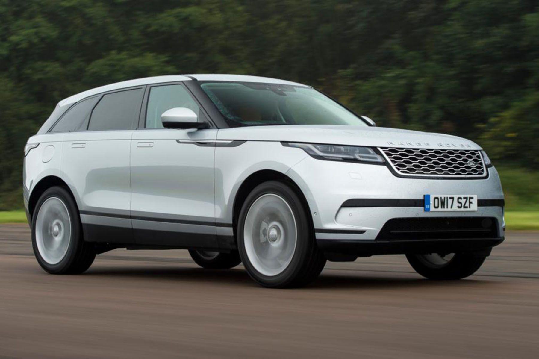Range Rover Velar 2.0 diesel 2017 review Range rover
