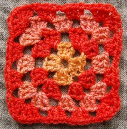 granny squares   Granny squares, Squares and Granny square tutorial