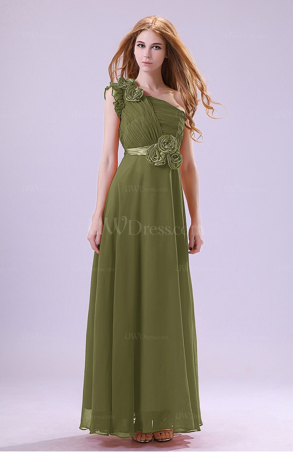 100 dollar wedding dress  Ivory and olive would be the colour theme and this dress just goes