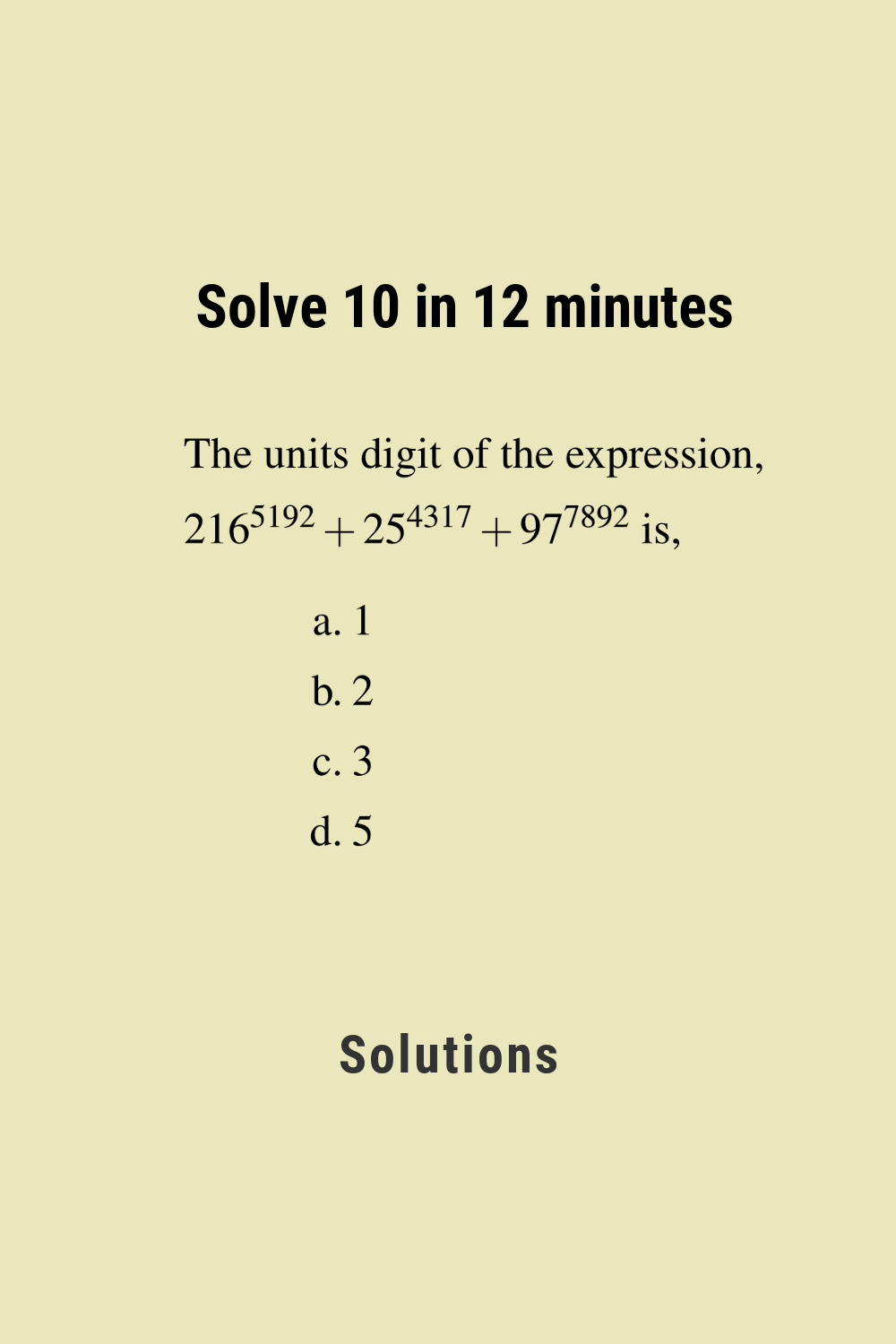 Pin On Competitive Test Questions Solutions Guidelines Tutorials Maths On Ssccgl Wbcs Bankpo [ 1500 x 1000 Pixel ]