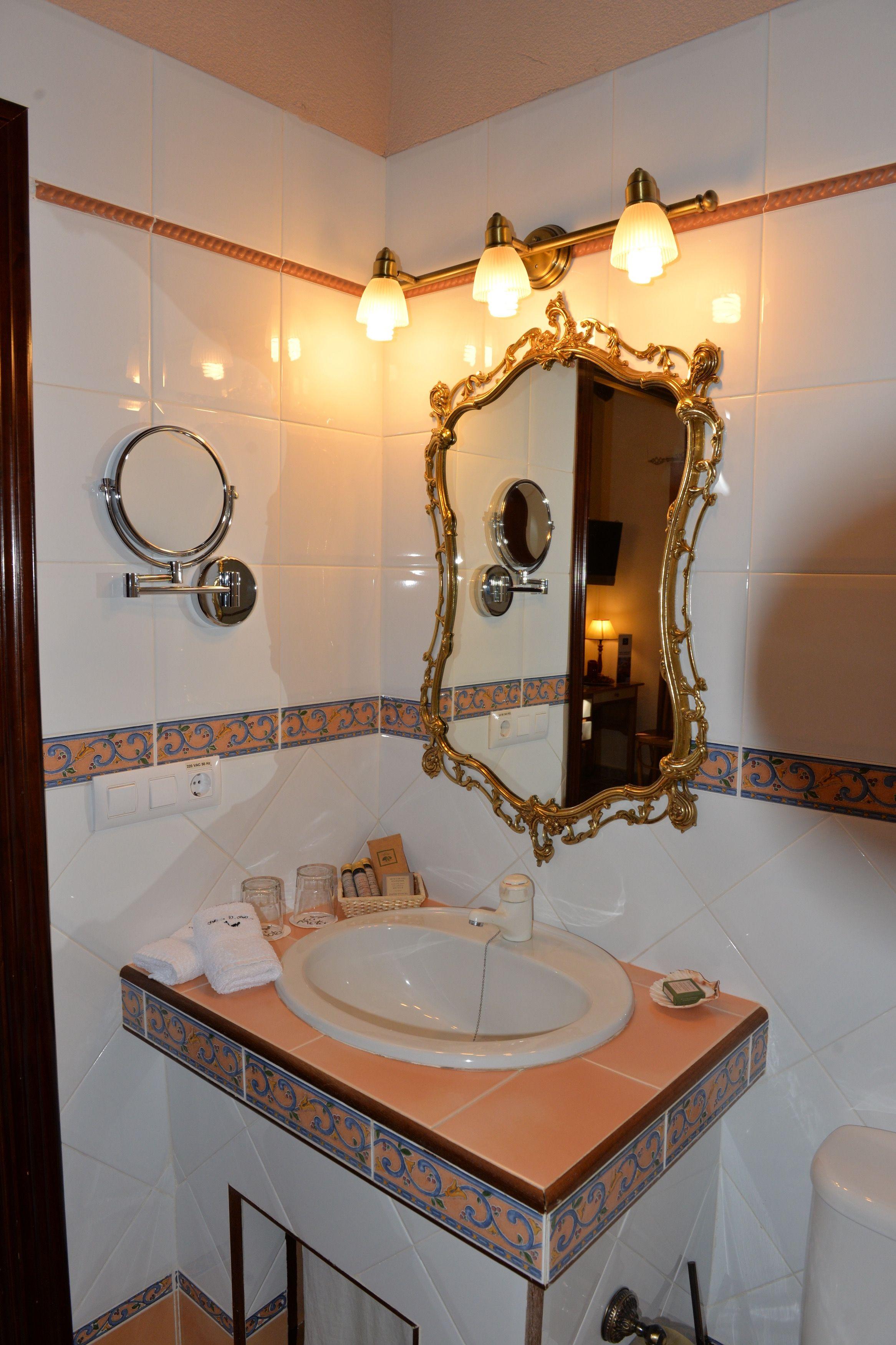 Cuarto de baño en Habitación Doble Superior | Habitación ...