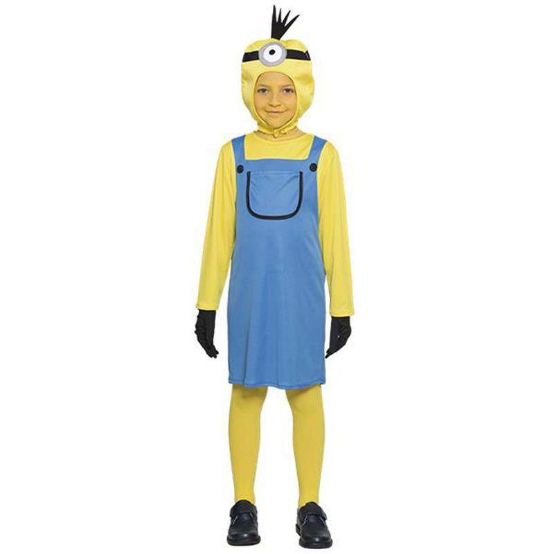 d guisement minion fille costumes enfants 2015 2016 pinterest d guisement minion costumes. Black Bedroom Furniture Sets. Home Design Ideas