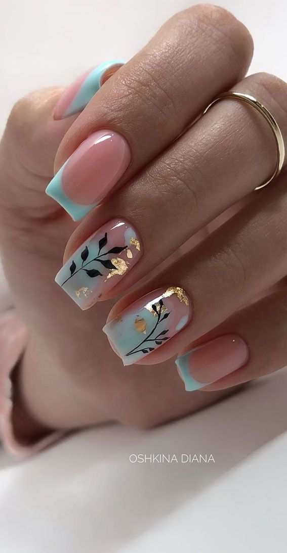 The most stunning wedding nail art designs for a r