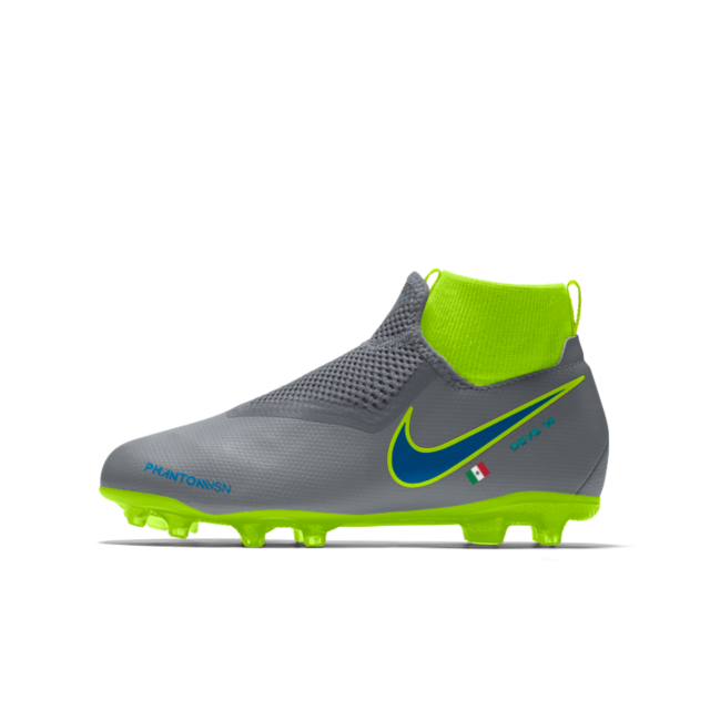 Regenerador Concesión regular  Nike Phantom Vision Academy Jr. MG iD Big Kids' Multi-Ground Soccer Cleat | Phantom  vision, Cleats, Soccer cleats