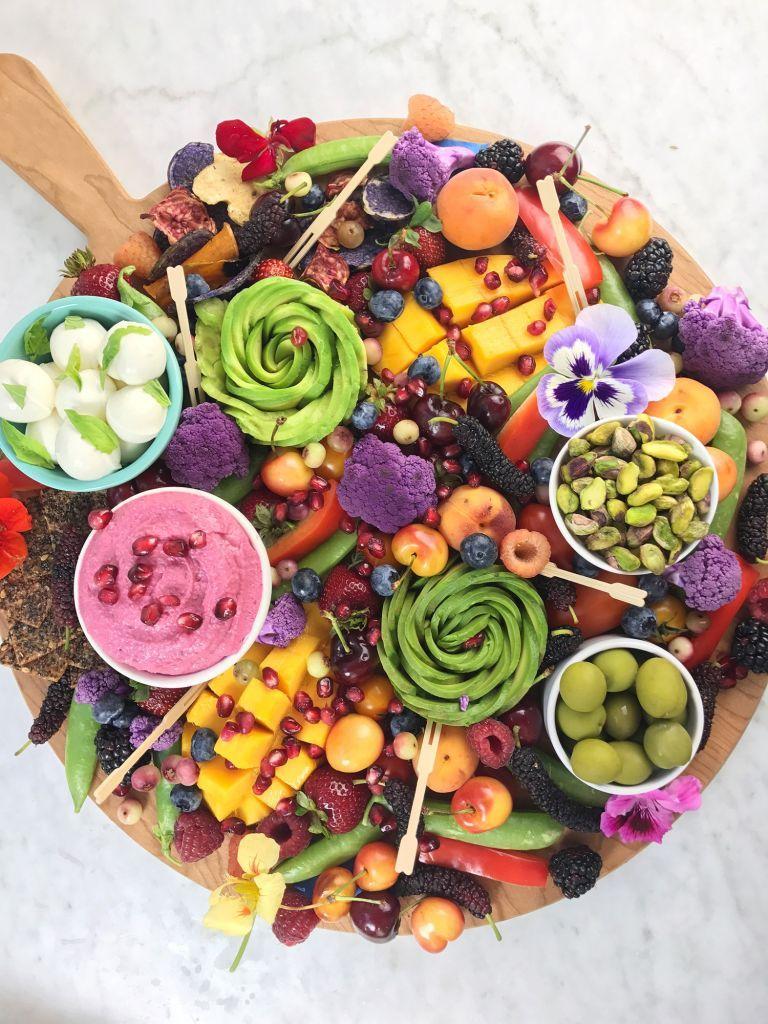 Ultimate Pool Party Platter | Weelicious | Recipe | Food platters, Snack  platter, Food