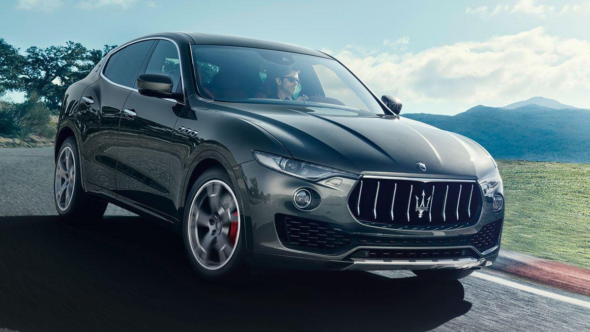Maserati's characterful style MoneyWeek Maserati