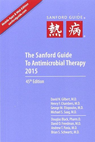 The Sanford Guide To Antimicrobial Thera 1930808844 Therapy Electronic Books Book Categories