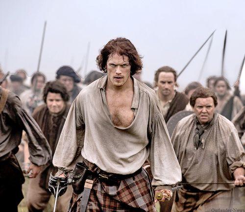 Resultado de imagem para outlander season 3 culloden