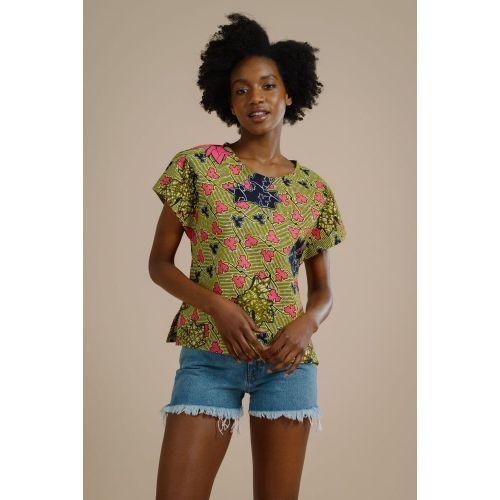 adbd30f4f1089c Brenda Kimono by Mayamiko and on MAMOQ now   Ethical fashion for ...