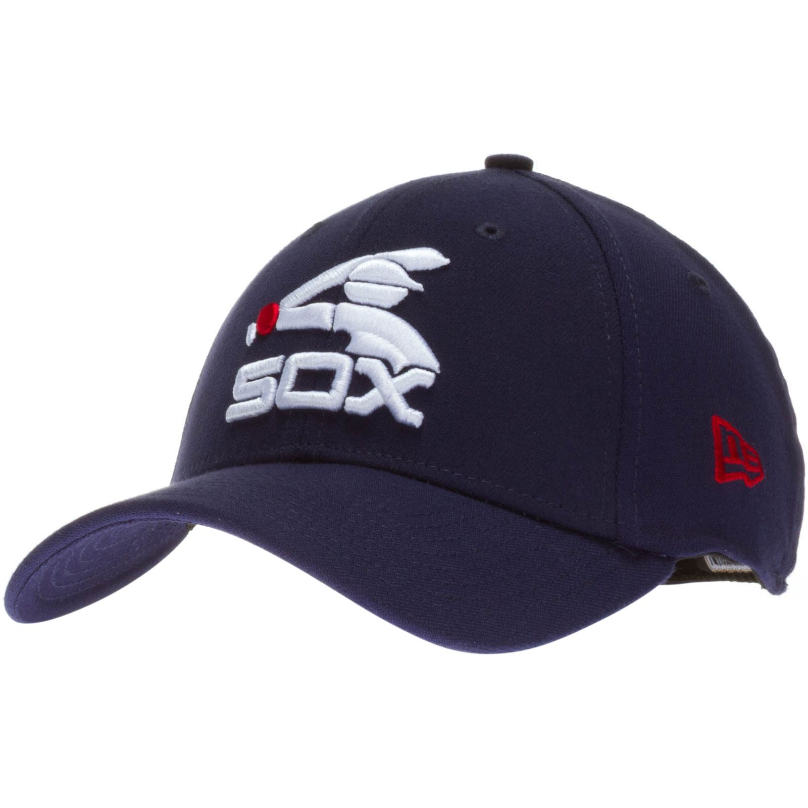 c6906f0e1 Chicago White Sox Navy Batterman Flex Fit Hat by New Era #Chicago ...