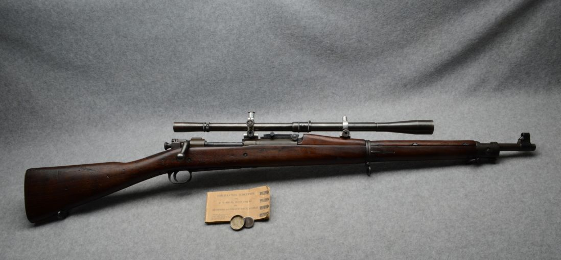over at cabela s is a remington 1903 springfield rifle in 30 06 that