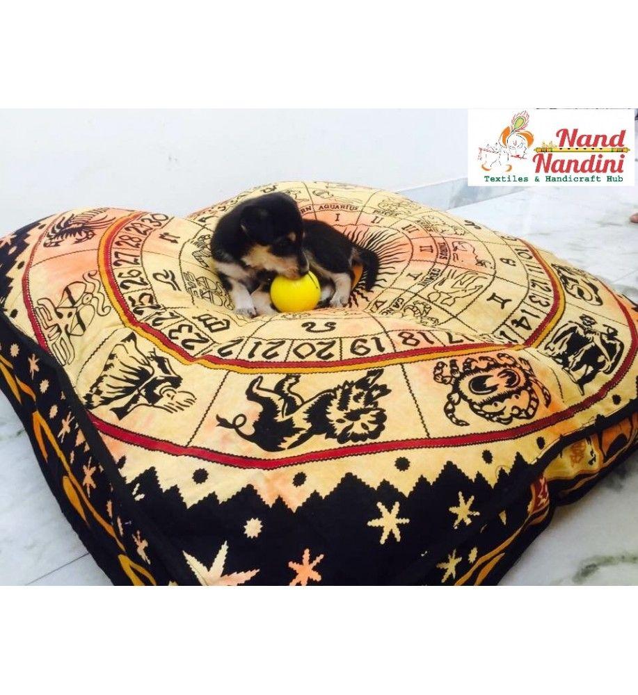 hippie bohemian bedding mandala horoscope tapestry boho decor ...