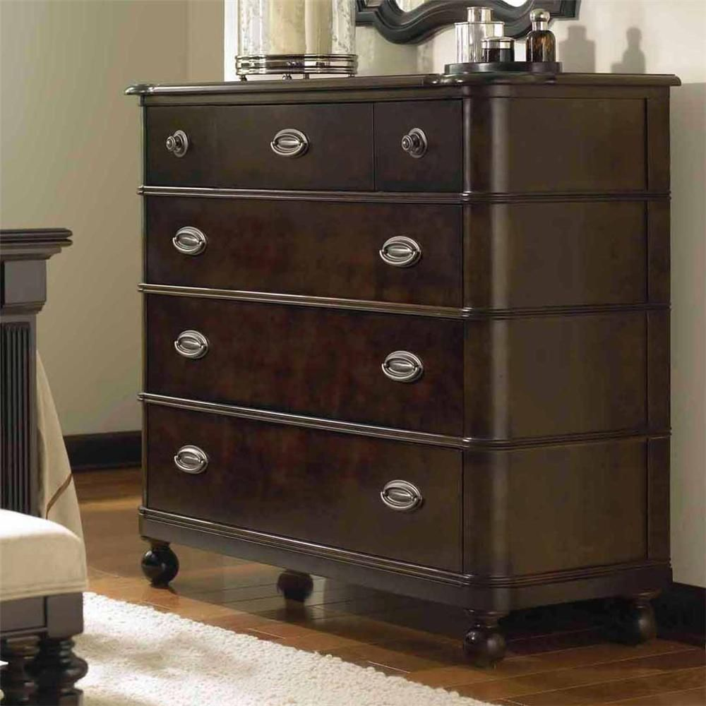 Shelter Island 6 Drawer Chest By Stanley Furniture Riverview Galleries Of Drawers