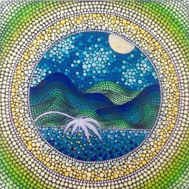 Image Result For Tree Dot Painting Tutorial Dots Mandala