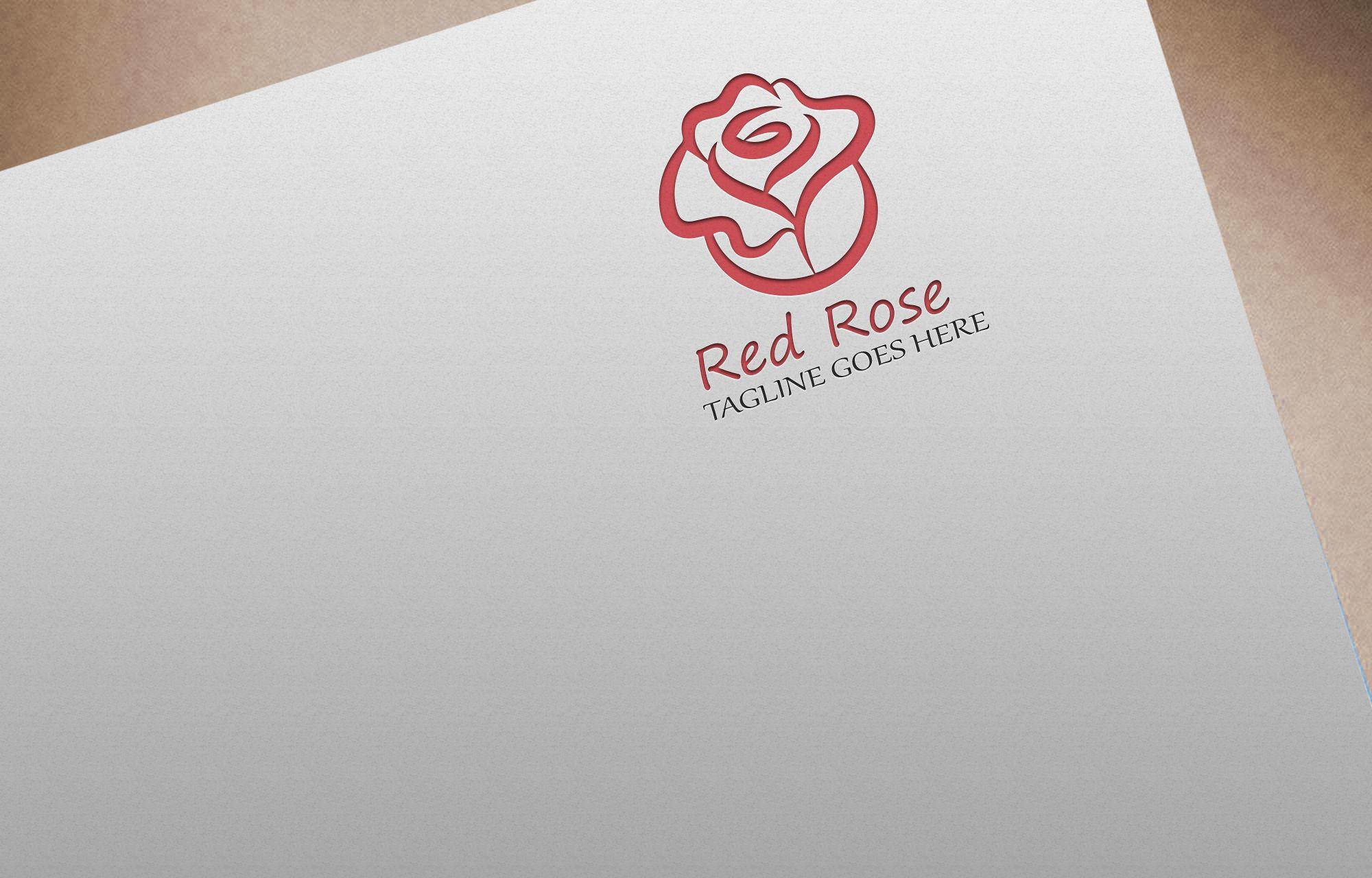 Free Rose Logo Rose Logos Free