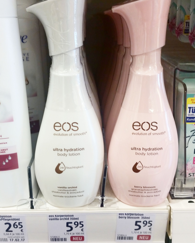 Unbezahlte Werbung Neuer Tagespflege Favorit Von Garnier Blog Kosmetik Und Eos