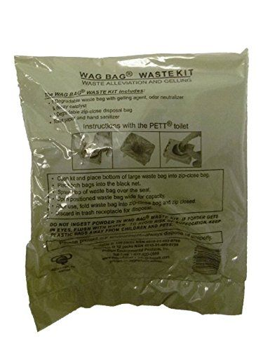 Wag Bag Military Waste Kit Box Of 100 To View Further For This Item Visit The Image Link
