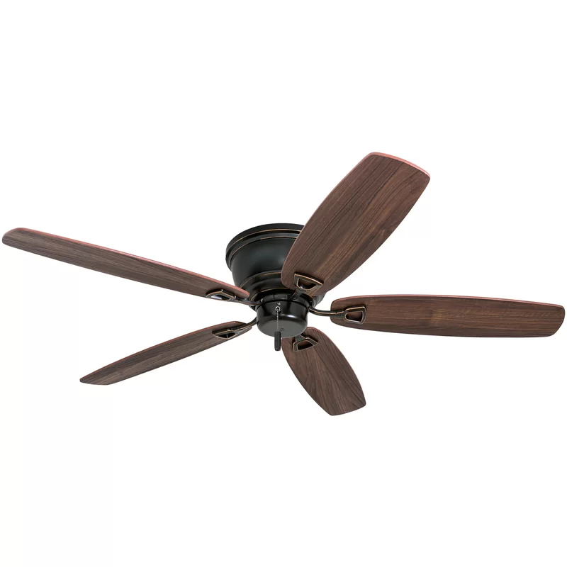 52 Janda 5 Blade Ceiling Fan With Images Ceiling Fan Hugger Ceiling Fan Flush Mount Ceiling Fan