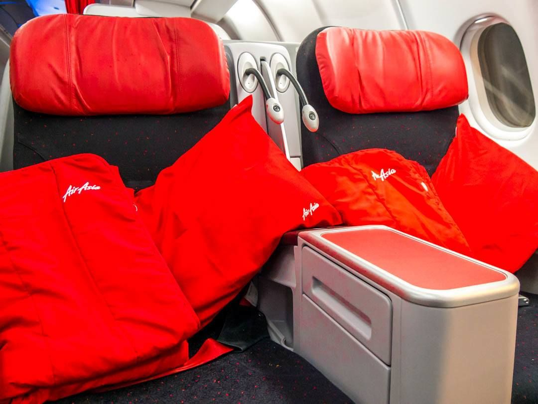 Looking For The Best Low Cost Airlines In Asia Check Out My Airasia Review Low Cost Airlines Economy Seats Airline Economy