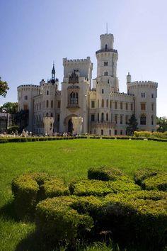 Hluboka Castle ~ Czech Republic