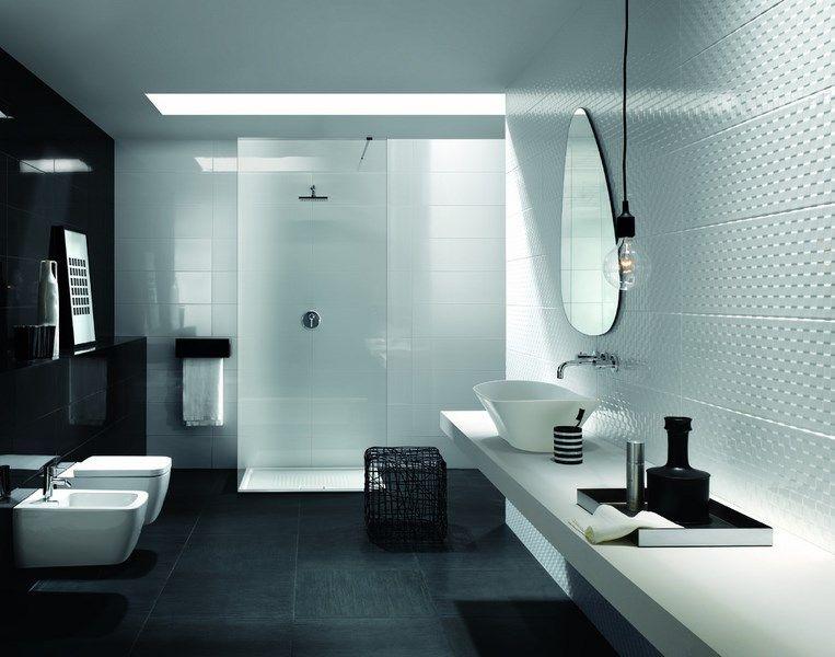Photos Faience exemple de pose de faiences dans salles de bains et