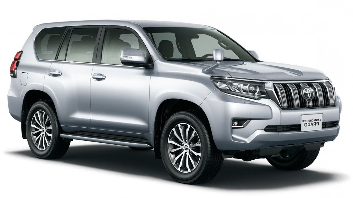 5 Moments That Basically Sum Up Your Toyota Prado 2020 Australia Experience Toyota Land Cruiser Prado Lexus Gx Concept Cars