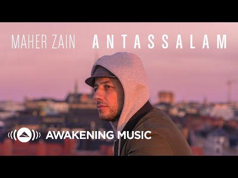 Maher Zain Antassalam Official Video Ramadan 2020 ماهر زين أنت السلام رمضان Youtube Maher Zain Maher Zain Songs Islamic Music