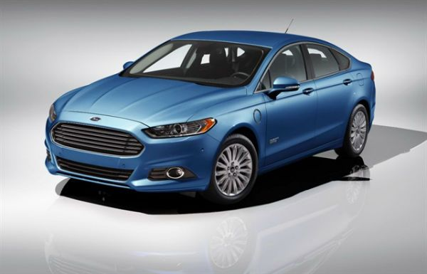 2016 Ford Fusion Hybrid Colors