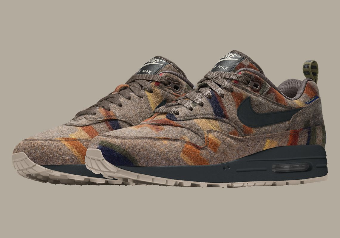 Nike And Pendleton Debut The Painted Hills Print For NIKEiD