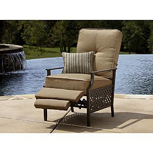 La Z Boy Outdoor Kennedy Recliner Didn T Even Know They
