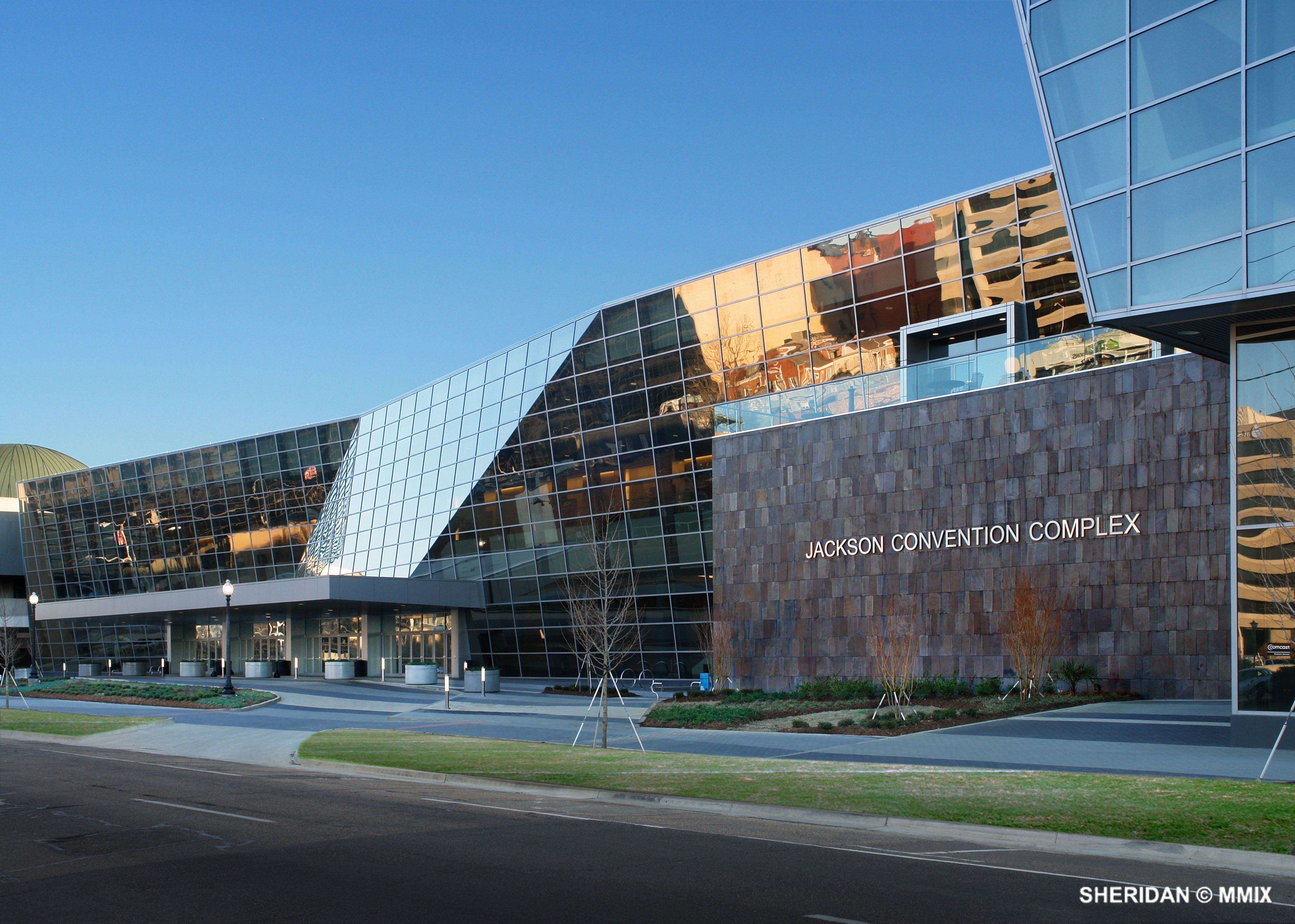 Jackson Convention Complex - Jackson, Mississippi #CityWithSoul ...
