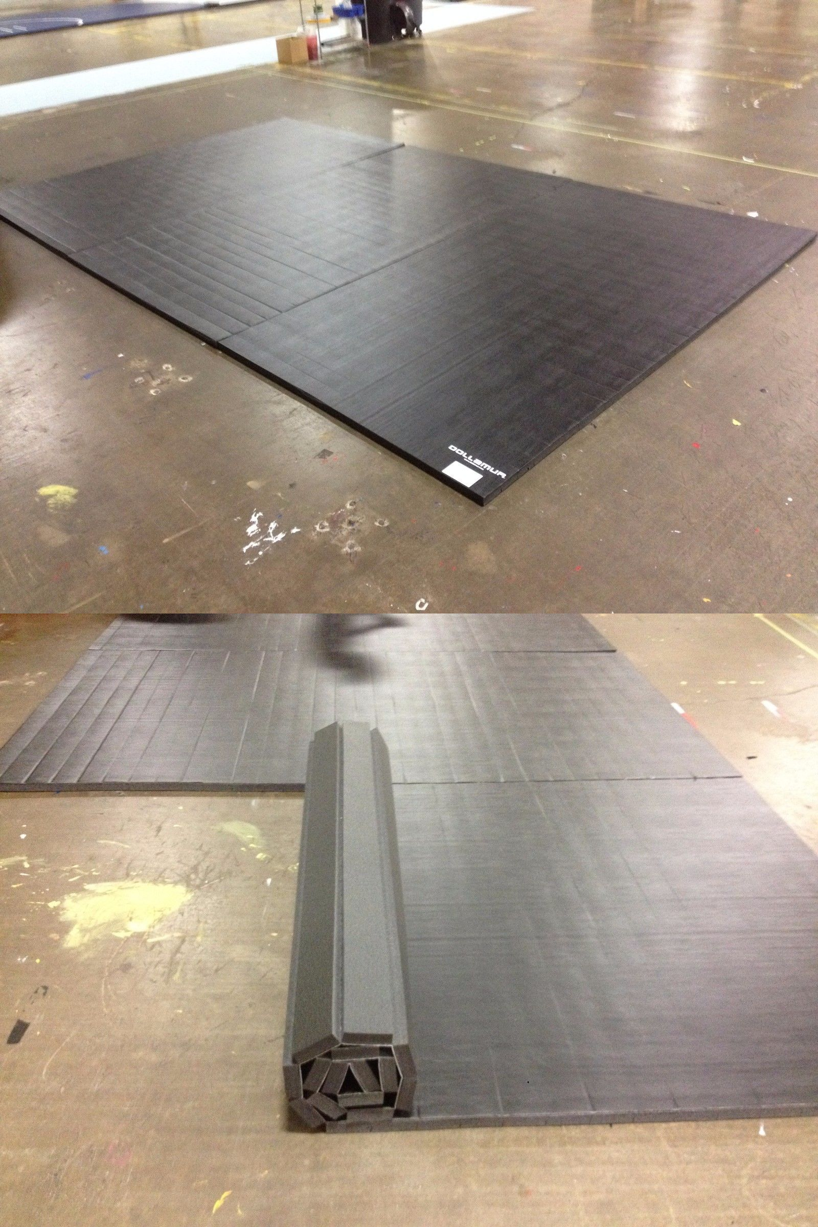 mat on europe install double to mills accessories lift safe tape mats installation sided the truck mountville instructions how products anchor