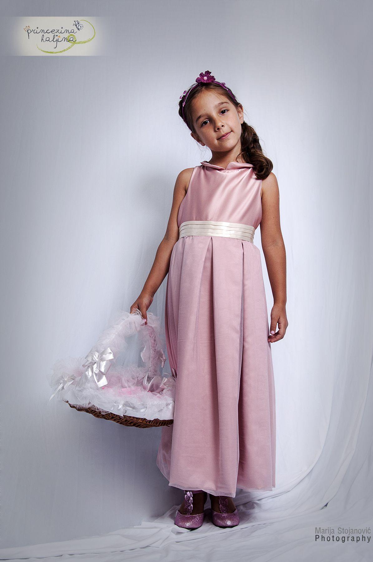 Svecana Haljina Za Devojcice Flower Dresses Dresses Flower