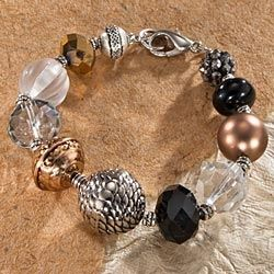 Kristine's Beaded Bracelet in Late Autumn 2012 from Uno Alla Volta on shop.CatalogSpree.com, my personal digital mall.