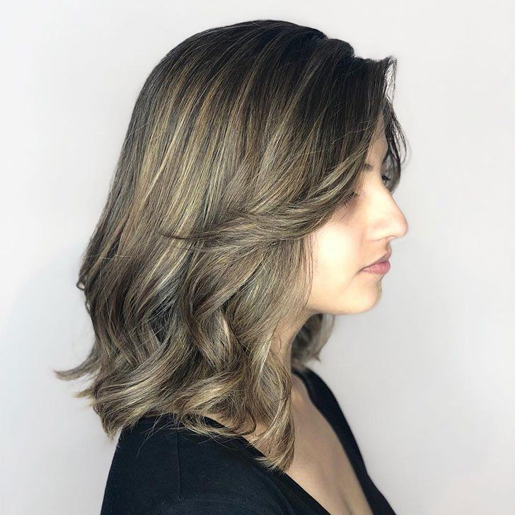 10 Graceful Medium Length Hairstyles That You Should Try (With images) | Medium hair styles ...
