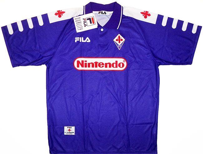 5934782ab 1998-99 Fiorentina Home Shirt  BNIB  XL