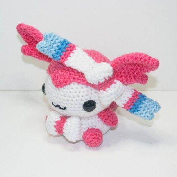 Les peluches Pokémon de Johnny Navarro | Pokémon, Amigurumi and Crochet