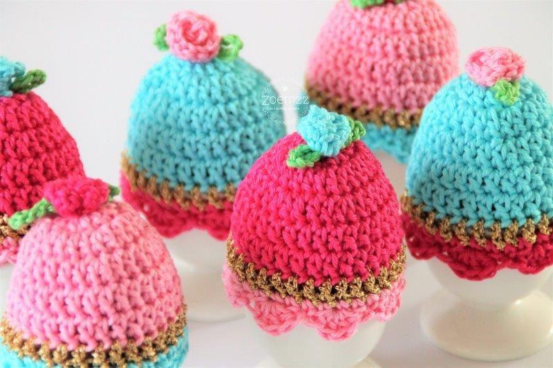 Gratis Haakpatroon Eierwarmers Easter Crafts And Baskets Pinterest