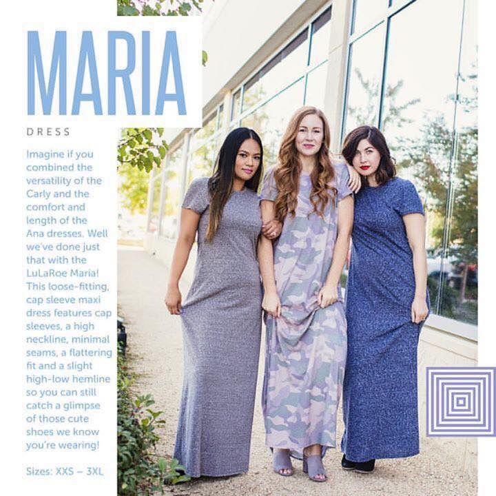 70a52cbcafa3 Introducing the LuLaRoe Maria (coming early 2018)! The LuLaRoe Maria ...