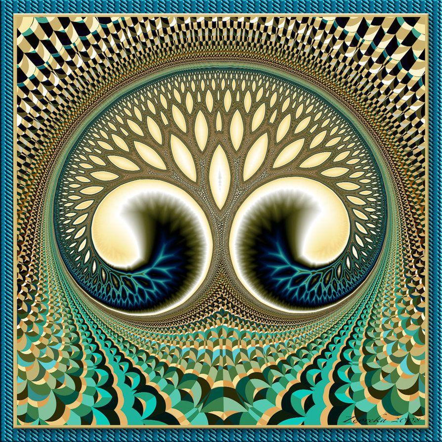 The Tree of Idleness by z00reka on DeviantArt