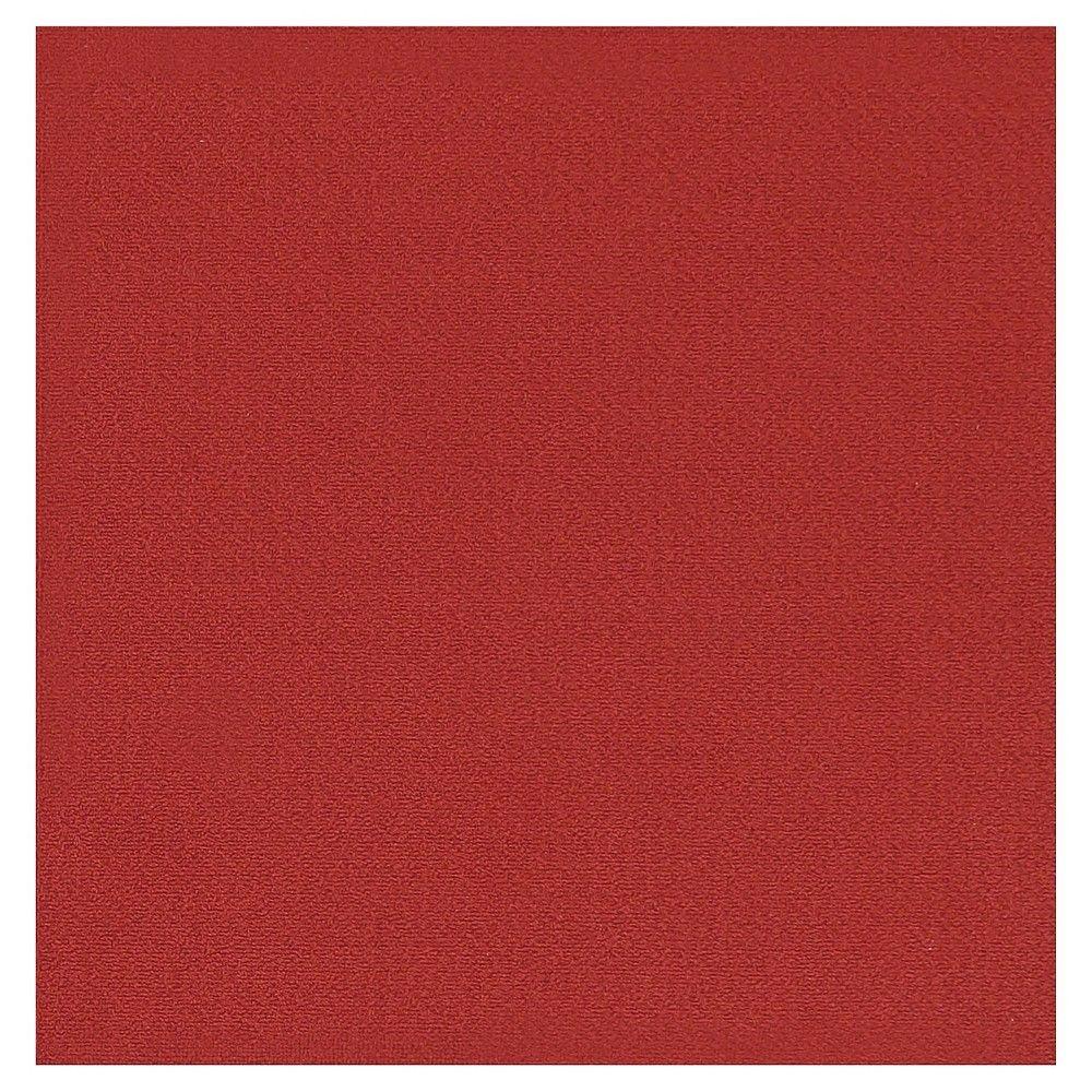 Squared Carpet Tiles Box Of 6 Red Velvet 2 X2 Carpet Tiles